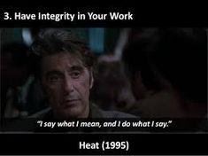 "Heat Quotes Heat Quote ""deniro""  The Many Rolesfaces Of Robert Deniro"