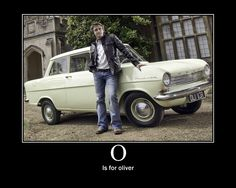 Oliver sure was a great little car!