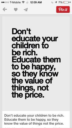 Yes, so very true!