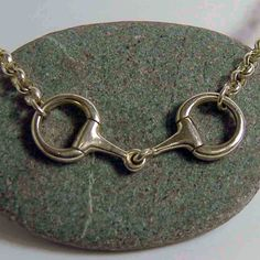 Silver Snaffle Pendant – Unio Goldsmith Pearl Pendant, Diamond Pendant, Pendant Necklace, Chunky Silver Rings, Equestrian Jewelry, Silver Jewellery, Black Diamond, Pendants, Necklaces
