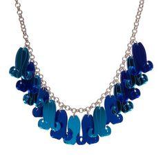 Bluebells Necklace