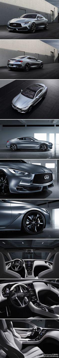 #Infiniti Q60 #concept #car
