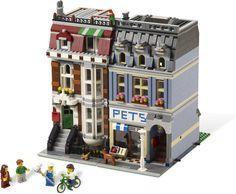LEGO 10218-1: Pet Shop | Brickset: LEGO set guide and database