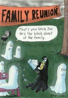 Funny halloween cartoons, pictures and animations! lots more funny animations, funny pictures, funny cartoons, illusions and lots more fun! Halloween Humor, Halloween Cartoons, Theme Halloween, Halloween Quotes, Halloween Ideas, Happy Halloween, Halloween Halloween, Halloween Images, Funny Halloween Pictures
