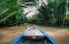 Me Kong Delta #scene #vietnam