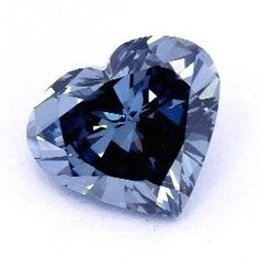 I just gotta say it --- A heart Shaped Blue Diamond is a beautiful thing!