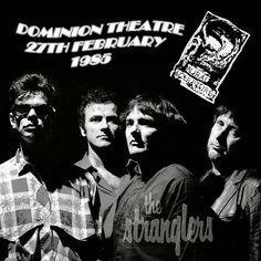 the Stranglers - Dominion Theatre, London, 27 February 1985