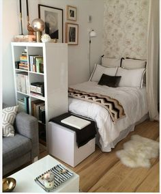making the most of a small space
