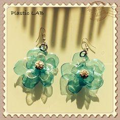 Fiori di plastica handmade