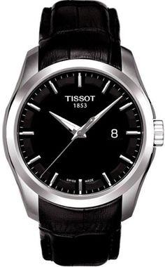 T035.410.16.051.00, T0354101605100, Tissot couturier watch, mens