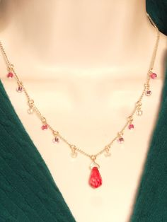 AB Jewels Rhinestones Silver plated NEW Romolo Cami Stone Bib Necklace Clear