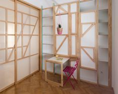 elii crafts susaloon apartment for flexible everyday living in madrid