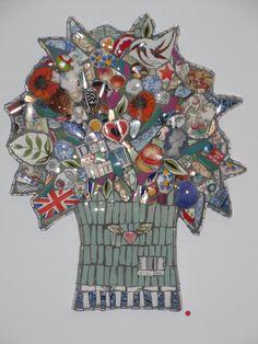 mosaics - cleo mussi