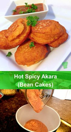 Akara is a very versatile dish that can be eaten with anything from bread to custard (or ogi/pap). Easy to make