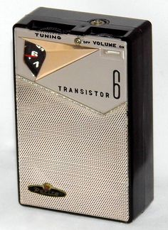 https://flic.kr/p/ZBrKV3 | Vintage Petite Transistor Radio, Model NTR-120, AM Band, 6 Transistors, Imported By Sterling Hi-Fidelty, Inc. Of Long Island City, New York, Made In Japan, Circa 1961