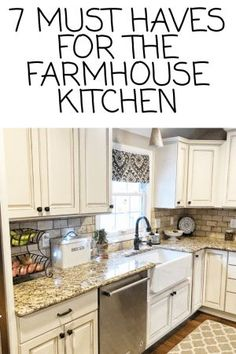 Functional Farmhouse Kitchen Favorites - Coffee Pancakes and Dreams