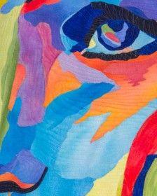 Lista de materiais do curso patchwork artístico, com Marina Landi