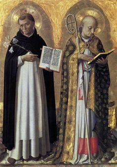 1447-1448 Perugia Altarpiece (left panel) - Fra Angelico