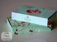 Gift Card Boxes - LMS