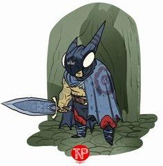Thomas Perkins: Dragon Knight scribbling....