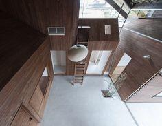Rain Shelter House / y+M