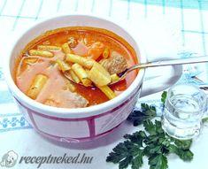 Érdekel a receptje  Kattints a képre! Küldte  Hajdu Istvan Levesek 9d385a3bfa