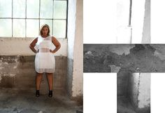 Liesl Binx Fall/Winter 2014 Lookbook #plussize #curvy #fashion #design