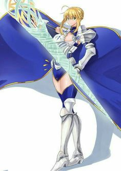 Artoria Pendragon ( Lancer ) FGO