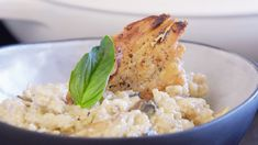 Super simple 5 ingredient risotto - silky smooth and PACKED with flavour; Easy 5, Super Easy, Risotto Rice, Chicken Recipes, Dinner, Cooking, Ethnic Recipes, Suppers, Kitchen Inspiration