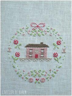 petite maison - un croix le temps d'un thé