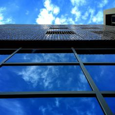 #building #window #sky #reflection #iPhone | Flickr - Photo Sharing!