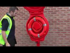 Water Rescue, Lifebuoy, Water Safety, The Unit, Watch, Youtube, Products, Clock, Youtubers