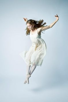 Elena Lobsanova of National Ballet of Canada, she will dance Juliet for the world premiere of Alexei Ratmansky's Romeo and Juliet