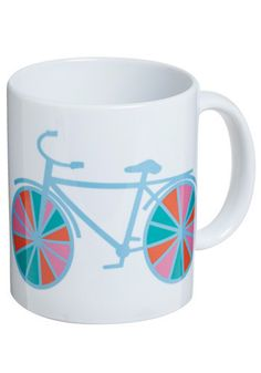 This is taking my biking and coffee addictions to a new level.