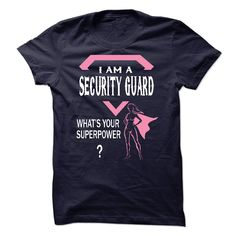 I'm A SECURITY GUARD T-Shirts, Hoodies. CHECK PRICE ==►…