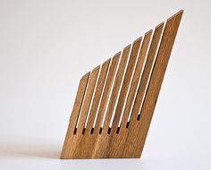 Letter Holder Wood Mail Organizer Desk Organization by lessandmore, $74.00