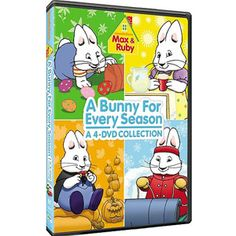 Max & Ruby: A Bunny For Every Season Collection (Full Frame)...also leads to other max and ruby dvd's