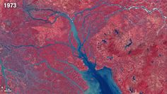 A Satellite View of City Growth, in GIFs - Technology - The Atlantic Cities