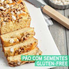 Além de saudável , esse pão tem apenas 77 calorias. Aprenda a fazer: http://abr.ai/1geMv4s