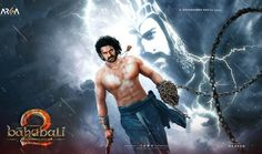 Raees Movie vs Bahubali 2 Movie (The Conclusion).SS Rajamouli directorial Baahubali 2 Movie - The Conclusion (Bahubali has become the foremost awaited film of 2017 during a survey, beating Shah Rukh Khan& Raees. Best Bollywood Movies, Telugu Movies, Bahubali 2 Full Movie, Indiana, Movie Tickets, Indian Movies, Movie List, Latest Movies, Streaming Movies