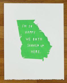 I'm So Happy -GEORGIA