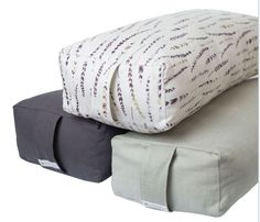 Australian made eco friendly rectangle bolsters for yin yoga or restorative yoga. Removable covers and each bolster is filled with a light fluffy white eco filling made from recycled plastic bottles. Yoga Bolster, Meditation Cushion, Restorative Yoga, Yin Yoga, Home Health, Recycle Plastic Bottles, Health And Wellbeing, Own Home, Home And Living