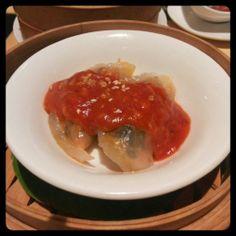 Sriracha Chicken Dumplings Image Courtesy: The Good Life Potpourri
