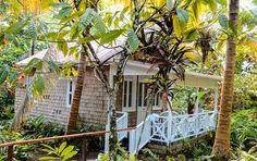 Cottage Fond Doux, St. Lucia  © David Gochfeld