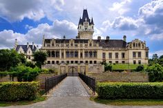 Castle Grafenegg - Don't miss it while attending the World Congress of #musictherapy 2014 in Austria #WCMT2014  http://wcmt2014.wordpress.com