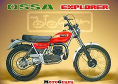Ossa Explorer