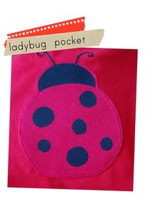 applique pockets