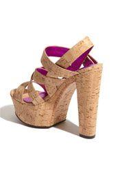 Enzo Angiolini danicio platform sandal