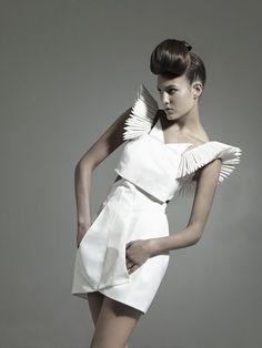 diseñadores de moda origami - Buscar con Google