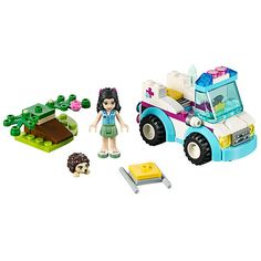 "LEGO Friends Vet Ambulance (41086) - LEGO - Toys ""R"" Us"
